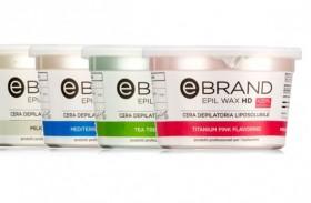 Cera depilatoria Ebrand Epil Wax HD: formula innovativa per una resa massima