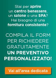 preventivo prodotti centro benessere