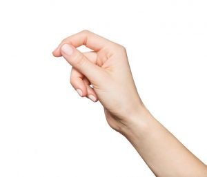 Cura delle mani