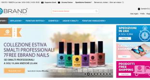 Ebrand si conferma leader nel settore della cosmetica