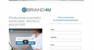 Perché creare una linea cosmetica personalizzata