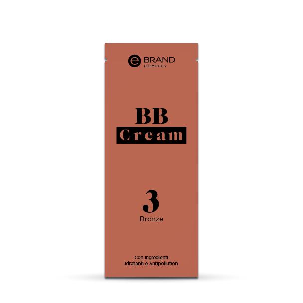 Campioncino BB Cream Bronze, Ebrand Cosmetics, ml. 3