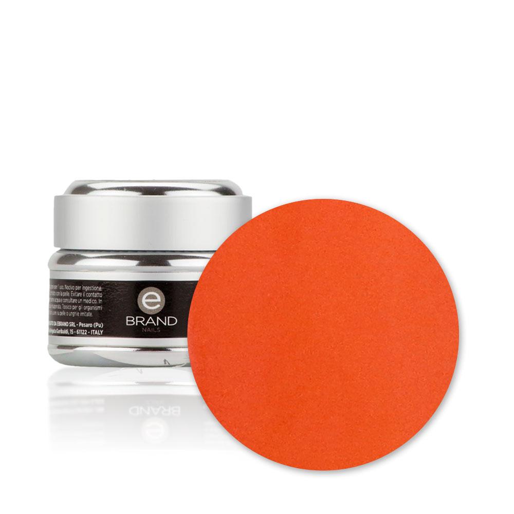 Gel unghie Arancione Fluo n. 72, Tuttifrutti, Ebrand Nails