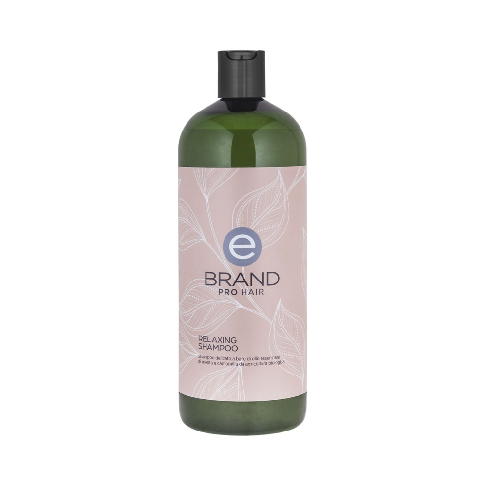 Relaxing Shampoo 1000 ml, Ebrand Pro Hair