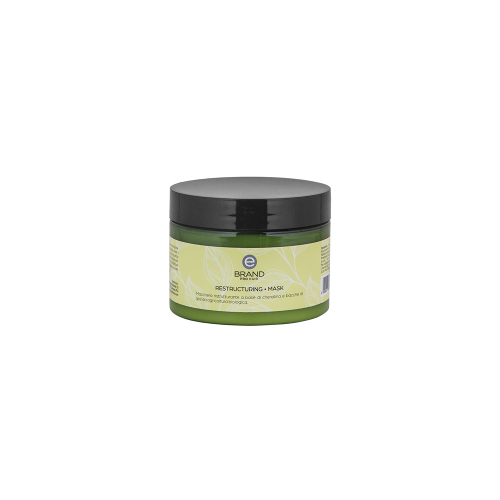 Restructuring Mask 250 ml - Ebrand Pro Hair