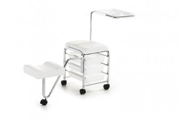 Carrello Pedicure - Service White