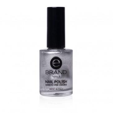 Smalto Argento Professionale Ebrand Nails - n. 38 Moon Silver