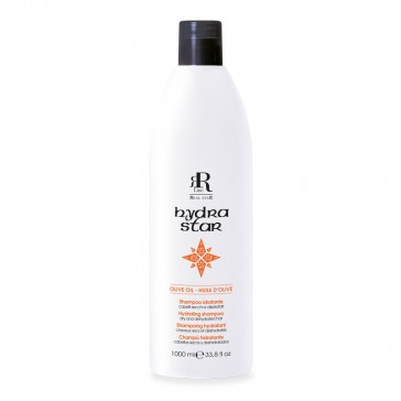 Shampoo Idratante Hydra Star - 1000 ml - RR Real Star