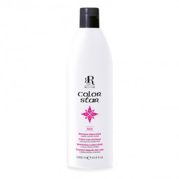 Shampoo Dopocolore Color Star - 1000 ml - RR Real Star