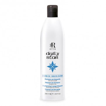 Shampoo Uso Frequente Daily Star - 350 ml - RR Real Star
