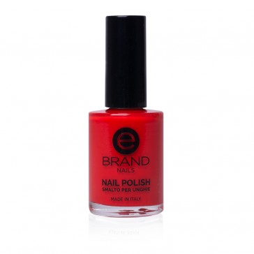 Smalto Rosso Ferrari Professionale Ebrand Nails - n. 64 Mon Amour