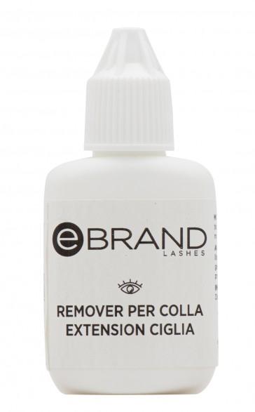 Remover liquido Extension Ciglia - Ebrand Lashes - 15 ml