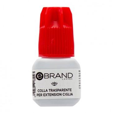 Colla Trasparente Extension Ciglia - Ebrand Lashes