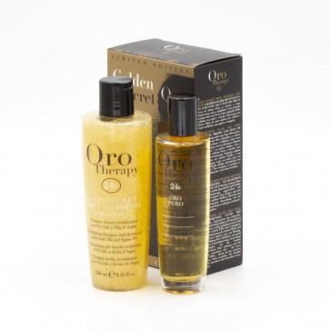"""Idea Regalo """"Kit Golden Secret"""", Oro Therapy"""