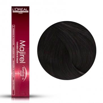 Tinta Capelli Majirel 3 Colore Professionale Castano Scuro, L'Oreal, 50 ml