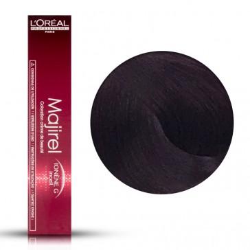 Tinta Capelli Majirel 4.20 Colore Professionale Castano Irisee Intenso, L'Oreal, 50 ml