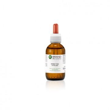 Siero Anti Age Per il Viso  - Ebrand Green -  50 ml