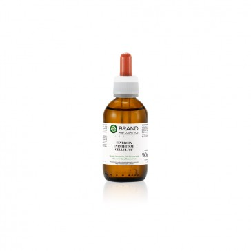 Sinergia oli essenziali trattamento cellulite, 50 ml