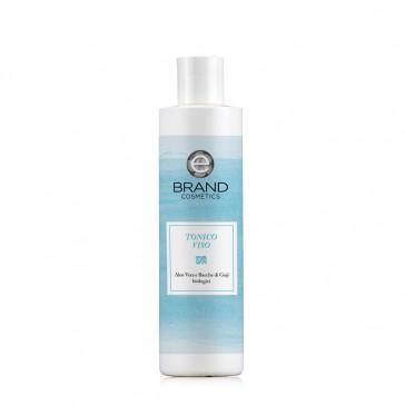 Tonico Idratante, Aloe Vera e Bacche di Goji Biologici, Ebrand Cosmetics, ml. 250