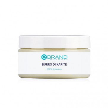 Burro di karitè biologico 100 ml
