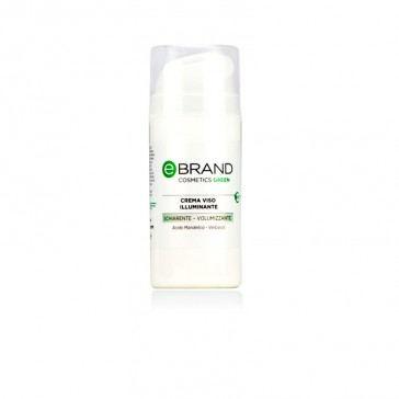 Crema Viso Illuminante Acido Mandelico - Ebrand Green - 100 ml