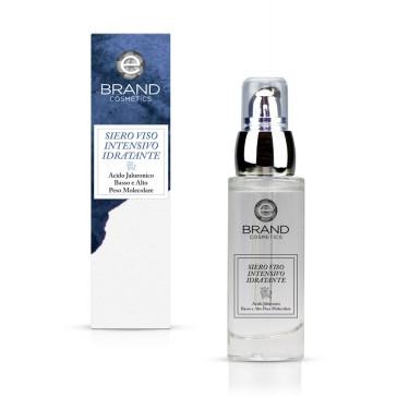 Siero Viso Intensivo Idratante Acido Ialuronico Anti age 30 ml