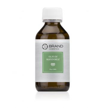 Olio di Mandorla Puro 100%, Ebrand Cosmetics, 100 ml