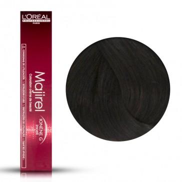Tinta Capelli Majirel 4 Colore Professionale Castano, L'Oreal, 50 ml