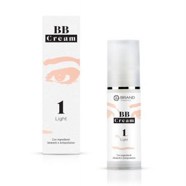 BB Cream Light, Ebrand Cosmetics, ml. 30