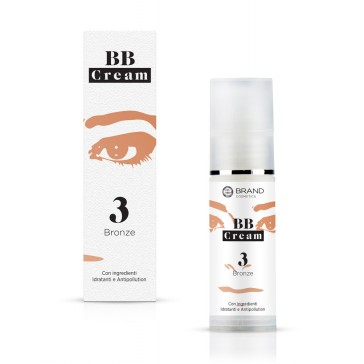 BB Cream Bronze, Ebrand Cosmetics, ml. 30