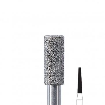Fresa Manicure a tronco di cono diamantata Edenta, diametro 1,8 mm, 3 pezzi