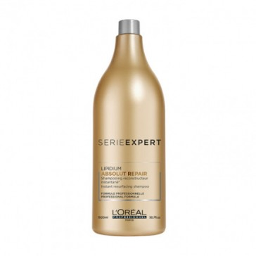 Shampoo Absolut Repair Lipidium, L'Oreal Expert, 1500 ml