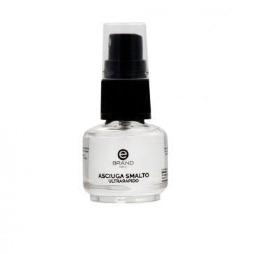 Asciuga Smalto Ultrarapido ml. 15 - Ebrand Nails