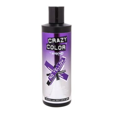 Shampoo Antigiallo, 250 ml, Crazy Color