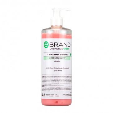 Crema Mani e Unghie Idratante - Ebrand Green