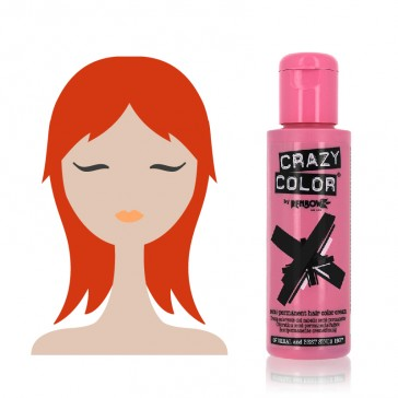 Crazy Color - 57 Coralred