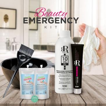 Kit Beauty Emergency CAPELLI RR REAL STAR