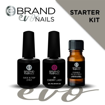 Starter Kit Sistema All in One Evo Nails