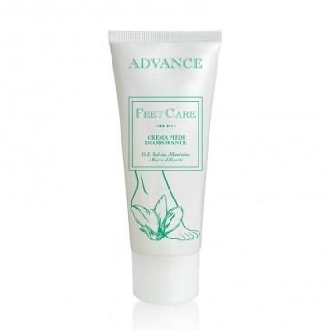 Crema Piedi Deodorante - Ebrand Advance - ml. 100