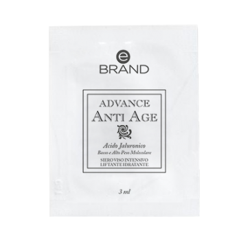 Campioncini Siero Viso Intensivo Liftante Acido Jaluronico - Ebrand Advance