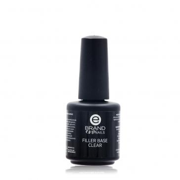 Filler Base Clear, 15 ml, Evo Nails