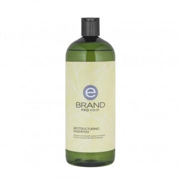 Restructuring Shampoo 1000 ml - Ebrand Pro Hair