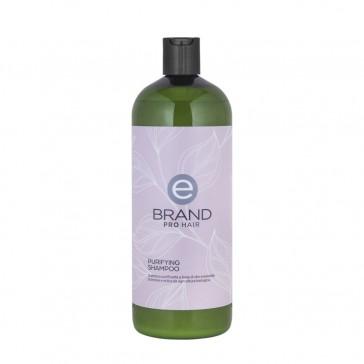 Purifying Shampoo 1000 ml, Ebrand Pro Hair