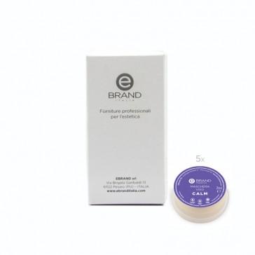 Confezione Regalo 5 Maschere Monouso in Capsula Calm, Remask by Ebrand Cosmetics
