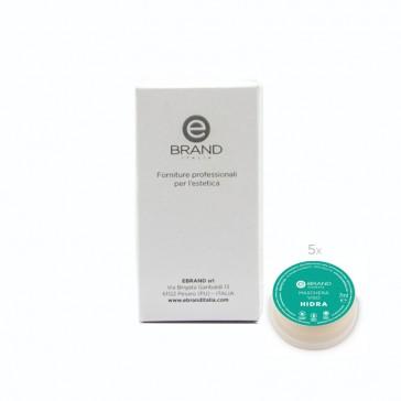 Confezione Regalo 5 Maschere Monouso in Capsula Hidra, Remask by Ebrand Cosmetics