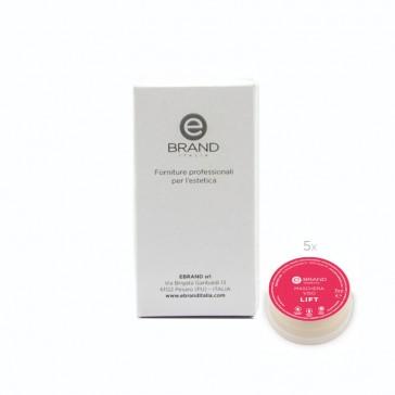 Confezione Regalo 5 Maschere Monouso in Capsula Lift, Remask by Ebrand Cosmetics