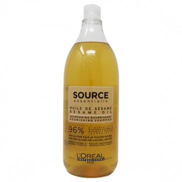 Nourishing Shampoo Source Essentielle, L'Oreal, 1500 ml