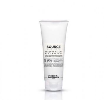 Crema Districante Daily Source Essentielle, L'Oreal, 200 ml