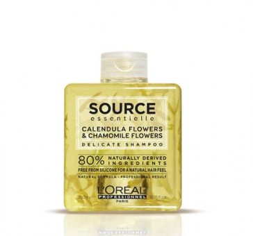 Delicate Shampoo Source, L'Oreal, 300 ml