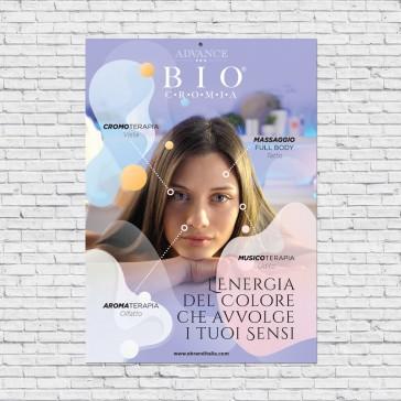 Poster Rigido BioCromia, 50x70cm